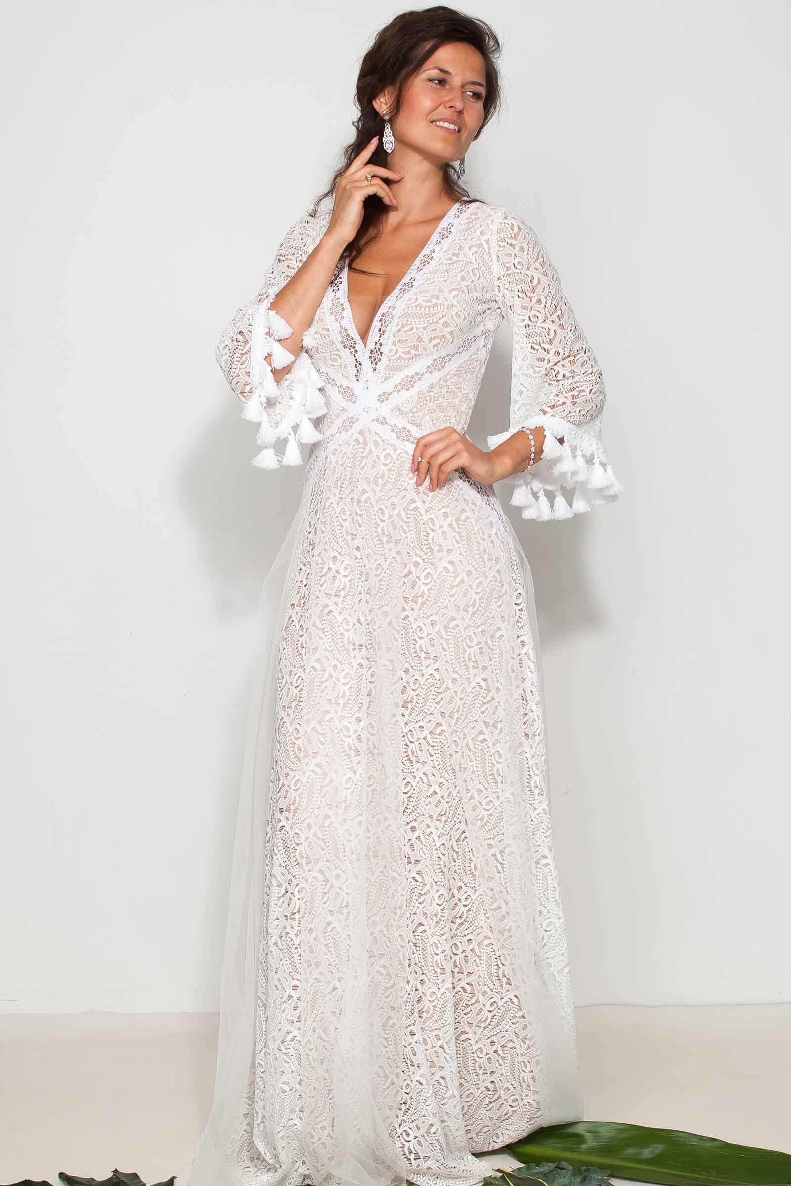 Idealna suknia ślubna - jak ją wybrać?